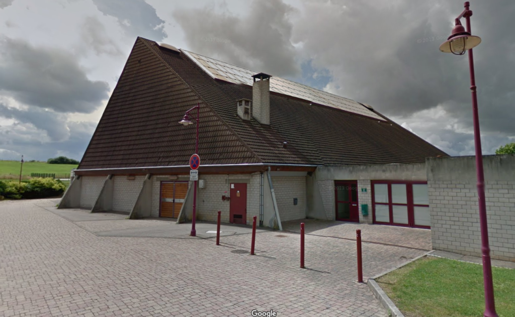 Courcelles-Chaussy (Salle Polyvalente)